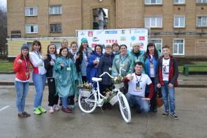 организаторы Велоквеста